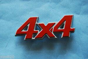 SCRITTA-4X4-STEMMA-LATERALE-MODANATURA-FIAT-PANDA-4X4
