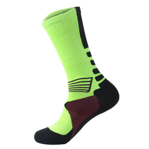Soft Breathable Men Professional Sport Socks Thicken Towel Athletic Basketball