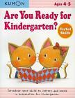 Are You Ready for Kindergarten?: Verbal Skills (2010, Taschenbuch)