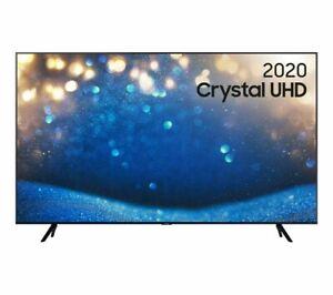 "SAMSUNG UE55TU7020KXXU 55"" Smart 4K Ultra HD HDR LED TV - Currys"