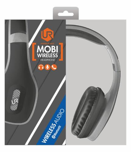 1 of 1 - TRUST UR URBAN REVOLT MOBI 20472 OVER EAR WIRELESS BT BLUETOOTH STEREO HEADSET