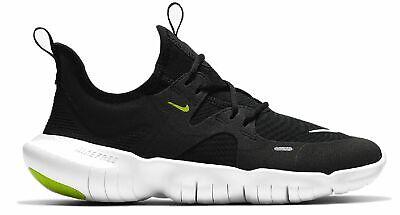 Nike Bambini Scarpe Da Corsa Per Il Tempo Libero Scarpe Traspirante Nike Free Free Rn 5.0 Nero-mostra Il Titolo Originale Bianco Puro E Traslucido