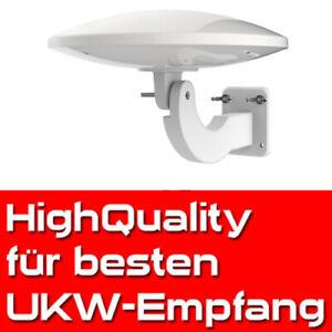 1byone multiband antenne au enantenne f r dab dvb t2 dvb t dab ukw uhf vhf hot ebay. Black Bedroom Furniture Sets. Home Design Ideas
