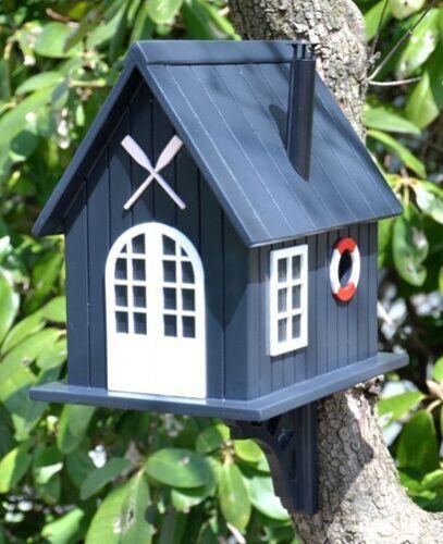 Fun birdhouse Windermere Boathouse Birdhouse quirky bird house birdhouse gift