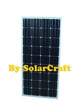 Panneau solair Cellule Solar 4x50 Watt 12V mono Jardin Camping Éclairage