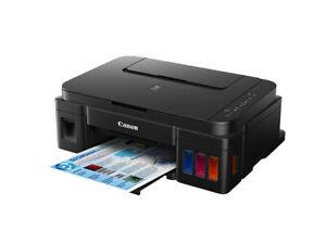 Canon PIXMA g3501 stampante multifunzione stampanti a getto d'inchiostro WLAN Link Cloud