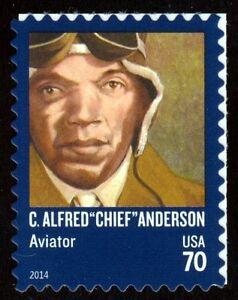 #4879 70c C Alfred' Jefe ' Anderson, Nuevo Cualquier 5=
