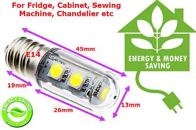 Replacement Fridge Bulb Light Bulb Energy Saving LED  1W Lamp for Refrigrator