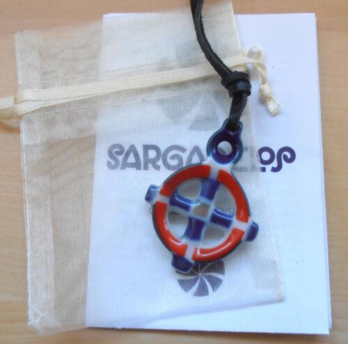 Sargadelos Porcelain Charm Necklace for Finances NEW