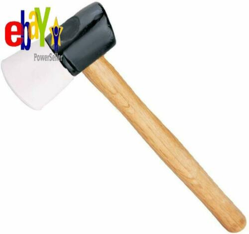 Freeman Hardwood Flooring Nailer Mallet Hammer Replacement Rubber Tool Black