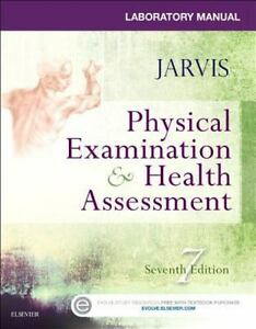laboratory manual for physical examination and health assessment by rh ebay com Microbiology Laboratory Manual Answers Sheets Physics Laboratory Manual PDF