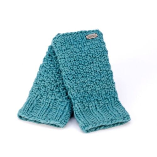 Kusan 100/% Wool Handwarmers Gloves PK1329 In A Choice Of Colours