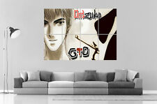 GTO Great Teacher Onizuka 03Anime Manga Wand Kunst Plakat groß format A0