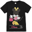OFFICIAL GIRLS DISNEY MINNIE MOUSE RETRO PERSONALISED T SHIRT