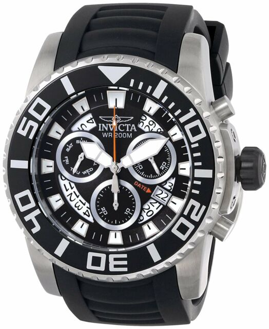 dc269ca64 Invicta Pro Diver Z60 Swiss Chronograph Men's Watch Item No. 14671 ...