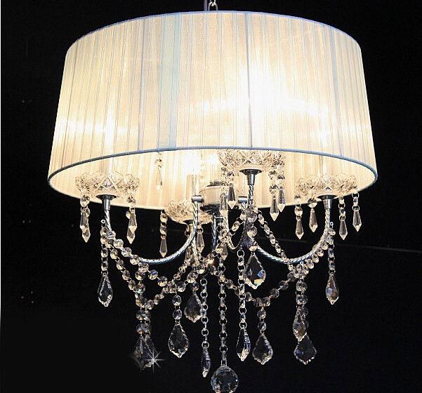 E479 European Diameter 50CM 4 Lights Decoration Droplight Chandelier Lamp S