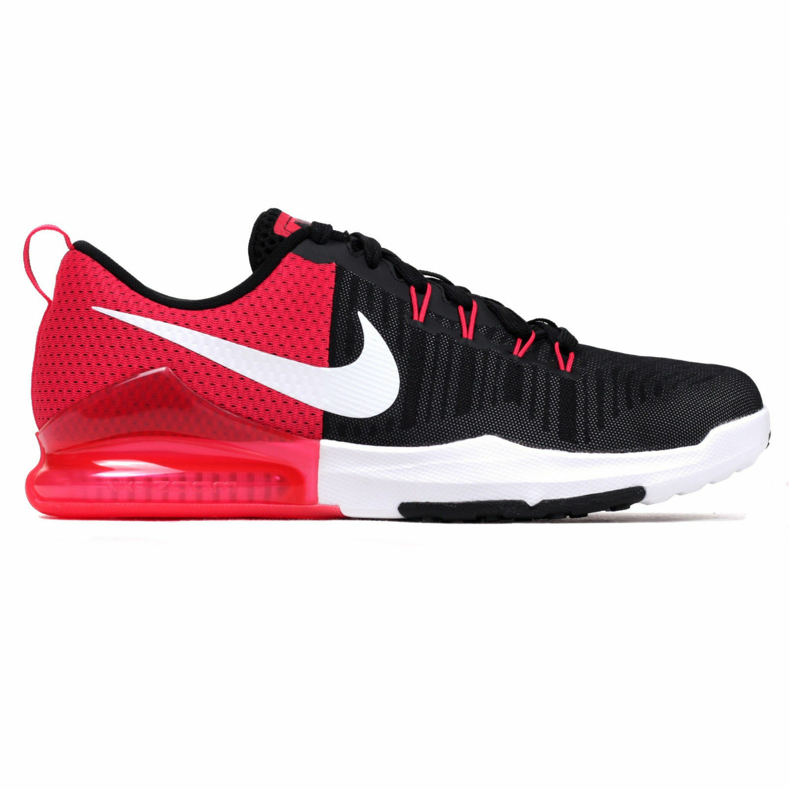 Men's Nike Zoom Train Action Training shoes, 852438 002 Size 10 Black White Wolf
