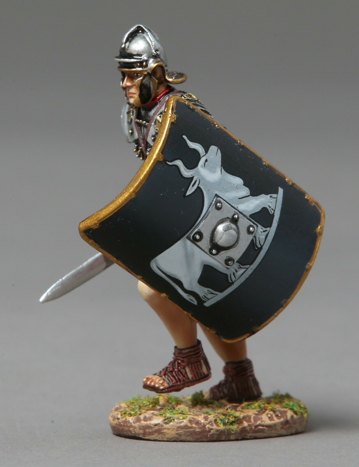 Thomas Gunn Roman Empire ROM084C 9TH Legion Roman Ladung MIB