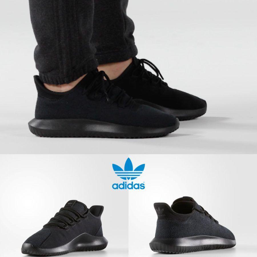 Adidas Original Tubular Sombra Negro Negro Negro BY4392 Limited Unisex Unisex Limited 12284b