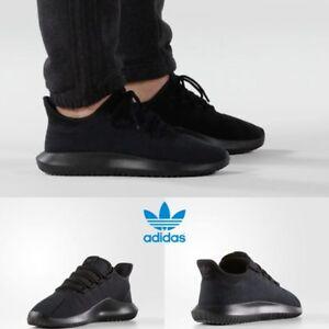 89ae52892 Image is loading Adidas-Original-Tubular-Shadow-Black-Black-Black-BY4392-