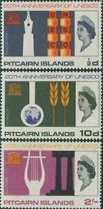 Pitcairn-Islands-1966-SG61-63-UNESCO-set-MLH