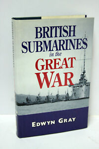 BRITISH-SUBMARINES-IN-THE-GREAT-WAR-A-DAMNED-UN-ENGLISH-WEAPON-AS-NEW-MG1-64653