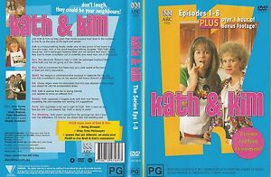 Kath-and-Kim-EPISODES-1-8-DVD-Cult-Classic-Australian-Comedy-REGION-4