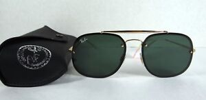 8627b3f0a75 Image is loading RAY-BAN-Sunglasses-BLAZE-THE-GENERAL-Gold-G-