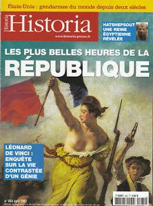 Revue-Historia-la-republique-no-664-avril-2002-book
