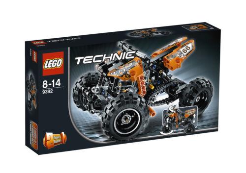 1 von 1 - LEGO Technic Quad Bike (9392) Neu & OVP