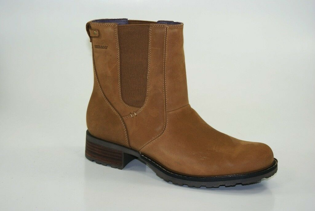 Sebago saranac Low chelsea botas botines botines botines botas mujer b51756  a precios asequibles