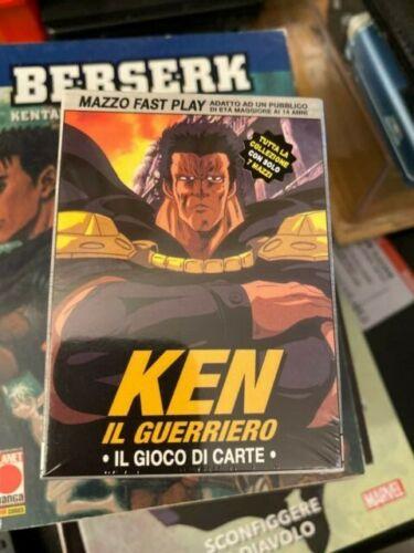 MAZZO FAST PLAY RAOUL RE DEL MONDO Carte Ken Il Guerriero