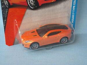 Image Is Loading Matchbox Jaguar F Type Coupe Orange British Sports