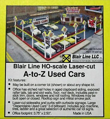 JLI 335 HO TRAIN RAIL CAR STOPS W DERAIL DETAILS UNFINISHED METAL KIT FREE SHIP