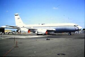 4-502-Boeing-EC-135H-United-States-Air-Force-61-0286-Kodachrome-SLIDE