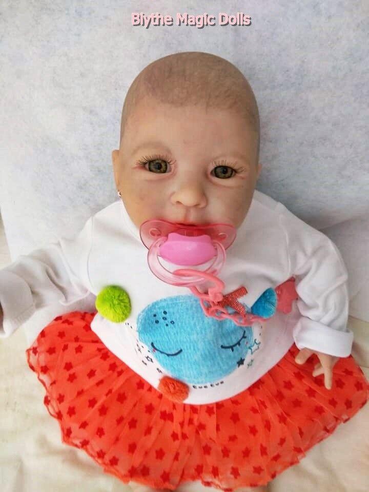 Bebé Reborn kit Lisa OFERTA
