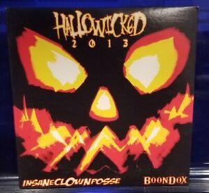 Insane-Clown-Posse-Halloween-Head-Hallowicked-2013-CD-Boondox-ICP-juggalo