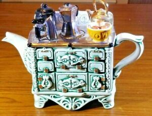 The-Teapottery-Limited-Edition-Beautiful-Teapot-Super-Rare-item-801-of-3000