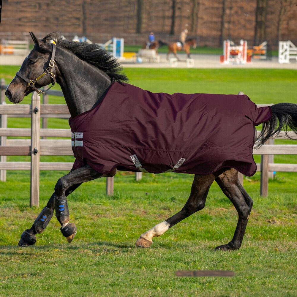 Horseware Amigo Hero Ripstop Fleece Lined 50g - Fig