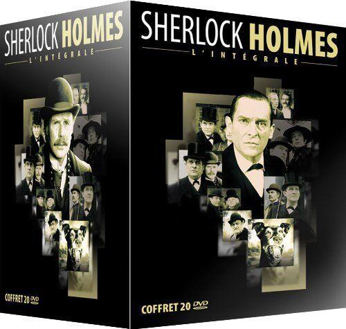 COFFRET DVD INTEGRALE SHERLOCK HOLMES NEUF EDITEUR