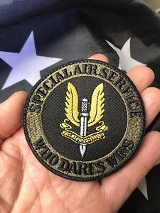 SAS Special Air Service Patchs