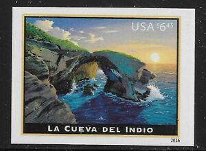 US-Scott-5040a-Single-2016-La-Cueva-del-Indio-6-45-VF-MNH