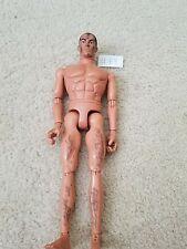 1/6 SCALE GIJOE NUDE BODY 12 INCH FIGURE HASBRO ARMY GERMAN 21ST DRAGON WWII #84