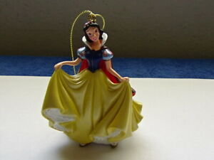 DISNEY-Princess-Storybook-Ornament-034-Snow-White-034-individual-replacement-ornaments