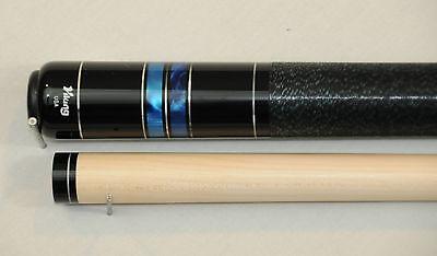 Viking 2pc Pool Cue maple with Vikore Shaft Linen pearl inlay Billiards,Custom
