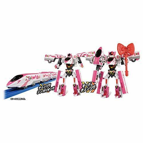 Shinkansen Deformation Robot Shinkalion Dxs Hello Kitty 4904810152958