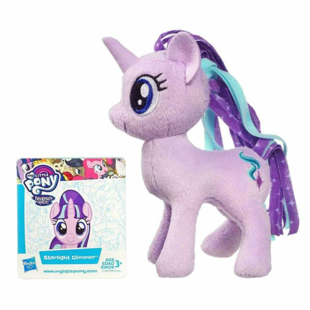Starlight Glimmer My Little Pony 5 inch super soft  Plush toy uk licensed