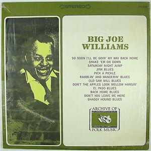 BIG-JOE-WILLIAMS-Big-Joe-Williams-LP-1967-COUNTRY-BLUES-NM-NM