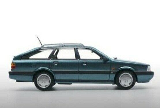 DNA Collectibles 1 43 Audi 200 Avant 20V Quattro lago blueee metallic 1991