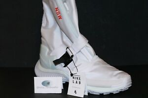 separation shoes 27cf0 4d238 Image is loading Nike-Women-039-s-NSW-Gaiter-Boot-White-
